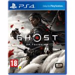 Joc Ghost of Tsushima Standard Edition pentru PlayStation 4