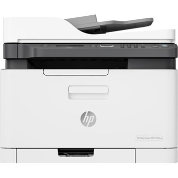 Multifunctional laser color HP Color Laser MFP 179fnw, A4, USB, Retea, Wi-Fi, Fax