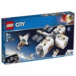 LEGO® City / LEGO® City - Space Port - Statie spatiala lunara (60227)
