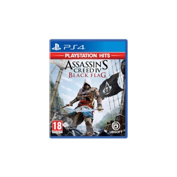 Assassins Creed 4 Black Flag Playstation Hits - PS4