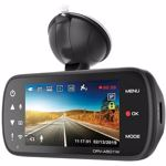 "Camera auto DVR KENWOOD DRVA501W, 3"", Quad HD, Wi-Fi, GPS, G-Senzor"