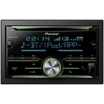 Player auto Pioneer FH-X730BT, 4x50 W, USB, AUX, RCA, Control iPod/iPhone, Android, Bluetooth, MIXTRAX, Spotify