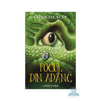 Focul din adanc - Chris DLacey 973-128-315-9