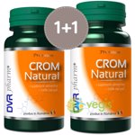 Crom Natural 60Cps+30Cps Gratis DVR PHARM
