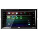 Player Auto JVC KW-V620BT, 4x50W, USB, Bluetooth