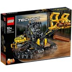 LEGO 42094 Technic Tracked Loader 2 in 1 Dumper Model, Forest Bulldozer, Construction Vehicles Collection