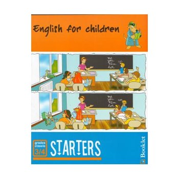 English for children. Starters