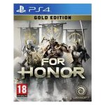 ! For Honor Gold Edition (PS4)