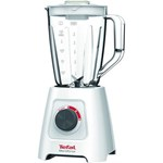 Blender TEFAL BlendForce 2 BL420131, 2l, 600W, 2 trepte viteza, alb