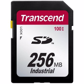Card memorie Transcend Industrial SDHC 256MB CL6