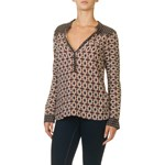 Soft Rebels Sunday Women S Blouse With All Over Print Culoarea Sycamore