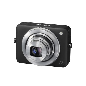 Aparat foto digital Canon PowerShot N 12.1MP Black