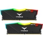Memorie TeamGroup T-Force Delta RGB 8GB DDR4 2400MHz CL15 Dual Channel kit