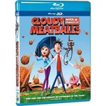 Sta sa ploua cu chiftele 3D (Blu Ray Disc) / Cloudy with a Chance of Meatballs 3D