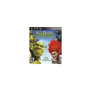 Shrek Forever After PS3