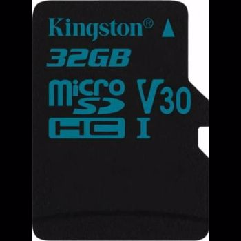 Card de memorie Kingston microSDHC Kingston 32GB Clasa 10 UHS-I R/W 90/45 MBps sdcg2/32gbsp