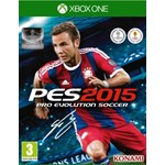 Pro Evolution Soccer 2015 D1 Edition PES pentru Xbox One kni7050001