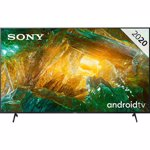 Televizor Sony LED Smart TV KD-75XH8096 190cm Ultra HD 4K Black
