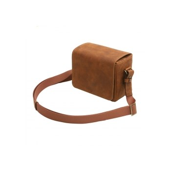 Matin M-9847 Vintage Bag Matte-Mini Tan - geanta foto - video