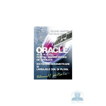 Oracle vol. 1 partea i + partea ii 973-650-269-9