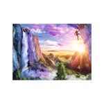 Puzzle Ravensburger - The Climber's Luck, 1.000 piese (16452)