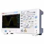 Osciloscop UNI-T, display ultra phosphor 8 inch, 2 canale