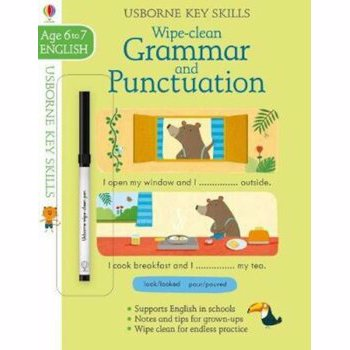 Wipe Clean Grammar And Punctuation 6-7, Paperback