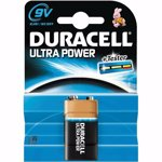 Baterie Ultra Power 9V, Duracell