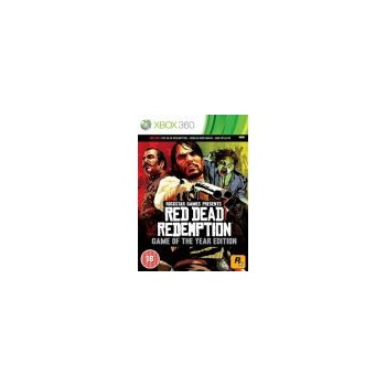 Joc consola Take 2 Interactive Red Dead Redemption GOTY Edition Xbox 360