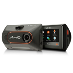 "Camera Video Auto Mio MiVue 766 WiFi 2.7"" Full HD Wi-Fi GPS Mivue766W"
