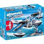 Playmobil-Hidroavionul politiei