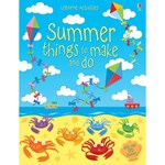 Summer things to make and do - Carte Usborne (5+)