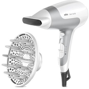 Braun Uscator de par Satin Hair 5 PowerPerfection HD585