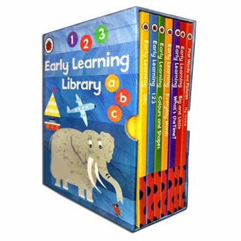 Set 7 carti: Early Learning Library