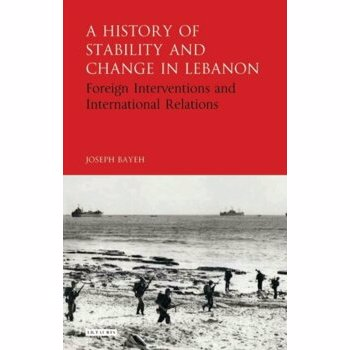 History of Stability and Change in Lebanon. Foreign Interventions and International Relations, Hardback