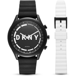 Ceas Dama, DKNY SMARTWATCH MINUTE Special Pack + Extra Strap NYT6105