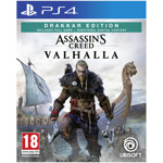 Assassin's Creed Valhalla Drakkar Edition - PS4