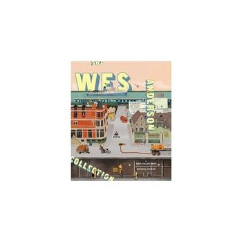 Wes Anderson Collection, editura Abrams