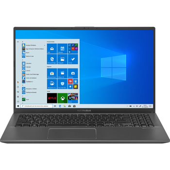 Notebook / Laptop ASUS 15.6'' VivoBook 15 X512UA, FHD, Procesor Intel® Core™ i3-7020U (3M Cache, 2.30 GHz), 4GB DDR4, 128GB SSD, GMA HD 620, Win 10 Home, Grey