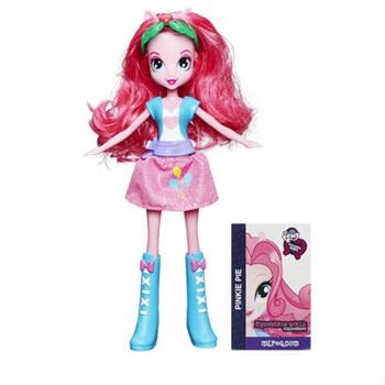 My Little Pony Equestria Girls Pinkie Pie Papusa la Moda