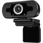 Camera WEB Tellur Basic, Full HD 1080p, USB (Negru)