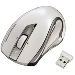 Mouse Wireless laser HAMA Mirano, 1600dpi, alb