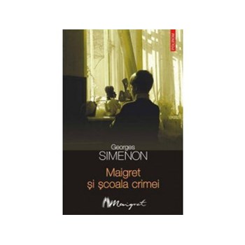 Maigret si scoala crimei (ebook)