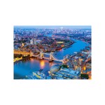 Puzzle Castorland - Aerial View of London, 1.000 piese (104291)