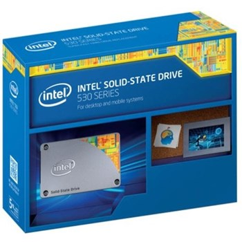 "Intel Solid-State Drive DC S3500 Series - Solid state drive - 120 GB - internal - 2.5"" - SATA 6Gb/s"