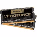 Memorie Laptop Corsair Vengeance 16GB Kit 2x8GB DDR3 1600MHz cmsx16gx3m2a1600c10