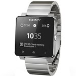 SONY SMARTWATCH SMART WATCH 2 ARGINTIU