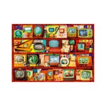Puzzle Bluebird - Aimee Stewart: Golden Age of Television-Shelf, 1.000 piese (70330-P)