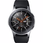 Smartwatch SAMSUNG Galaxy Watch 46mm, Android/iOS, silicon, Silver