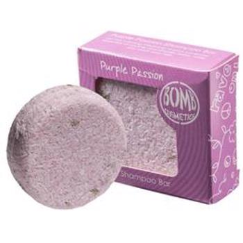 Sampon solid Purple Passion, Bomb Cosmetics, 50 gr